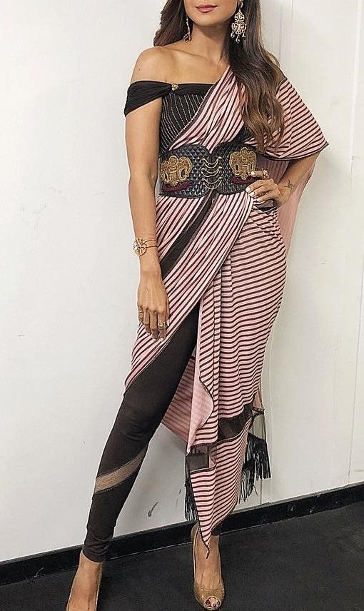 shilpa shetty mesh leggings 2