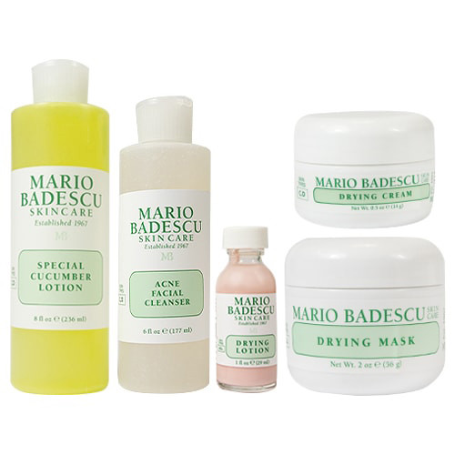 skincare  routine  acne prone skin  mario badescu  acne internal 2
