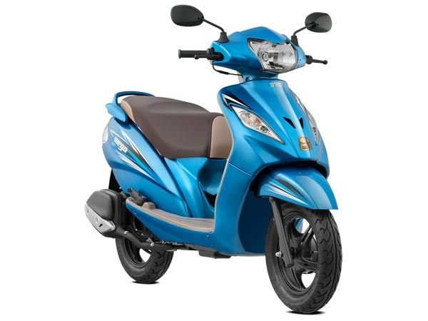 Best Scooty Mileage 3
