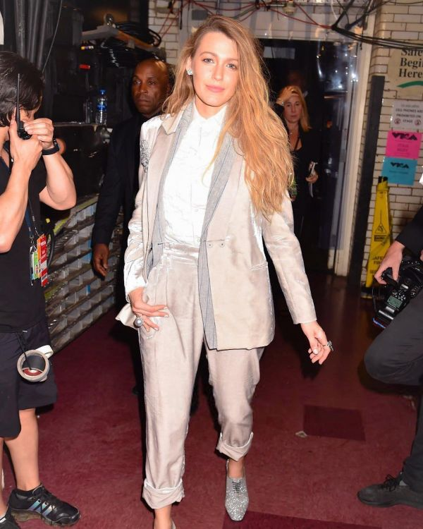 5 brunello cucinelli blake lively pantsuits