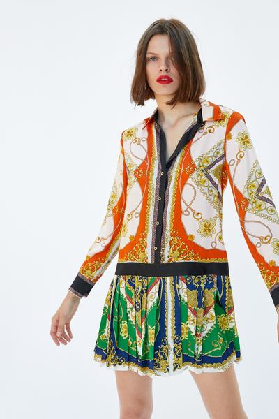 c1f18fc8 This ZARA Collection Is Just So Versace & We Can Finally Afford It ...