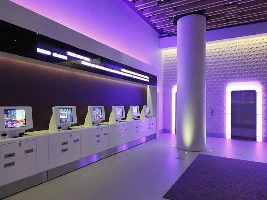 3.2 The Yotel  New York City  New York  United States