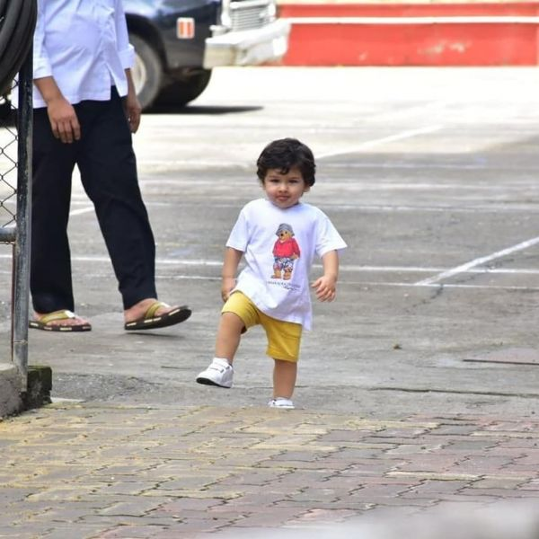 3 taimur ali khan - cute pictures