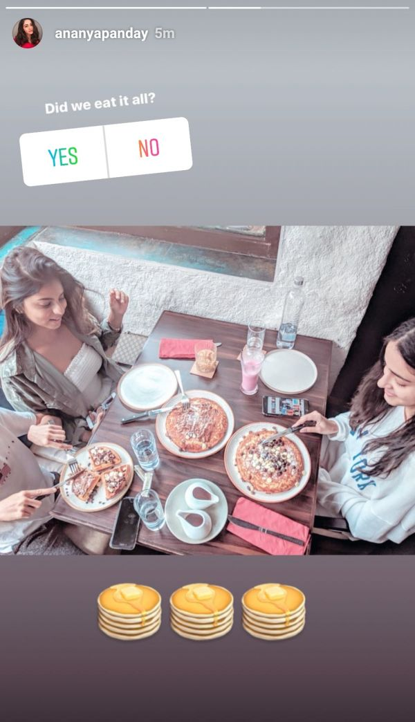 1 suhana khan - ananya panday and shanaya brunch date mumbai
