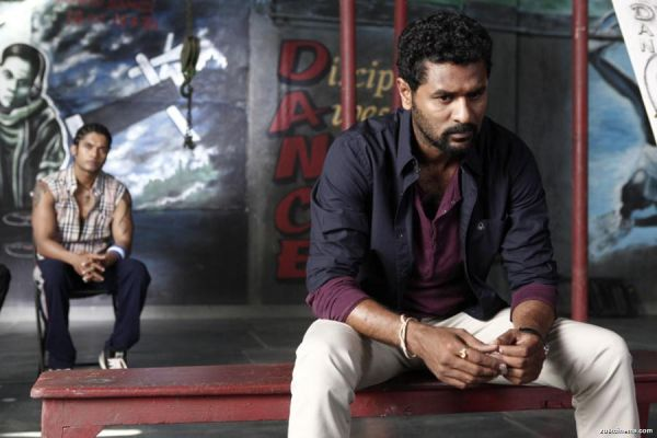10 bollywood teachers - prabhu deva ABCD