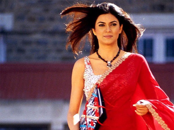 1 bollywood teachers - sushmita sen main hoon na