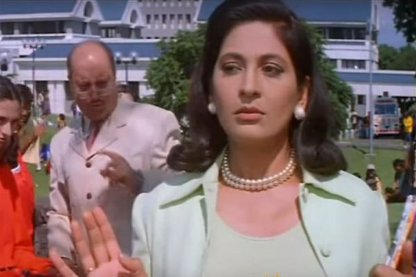 5 bollywood teachers - archana puran singh miss braganza kuch kuch hota hai