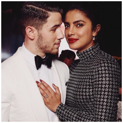 Priyanka Chopra Nick Jonas in love