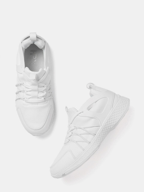7 suhana khan - HRX by Hrithik Roshan Women White Sports Shoes