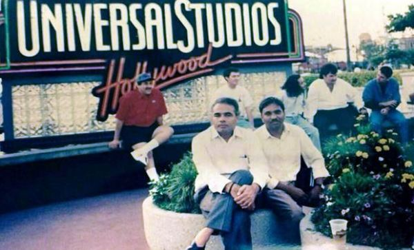 2 pm modi at universal studios in the us