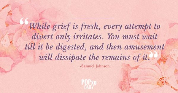 10. Quotes for Grief- Grief is fresh
