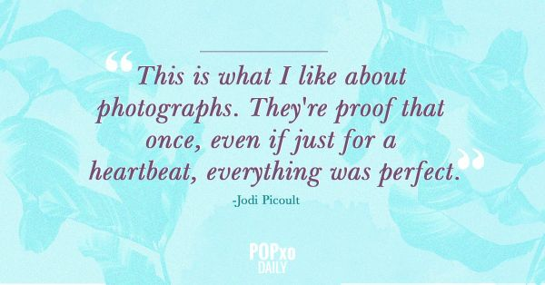 13. Quotes for Grief- This is what I like about photographs