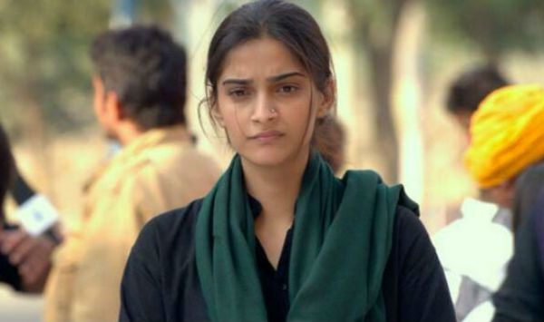 How to control anger- Sonam Kapoor Raanjana