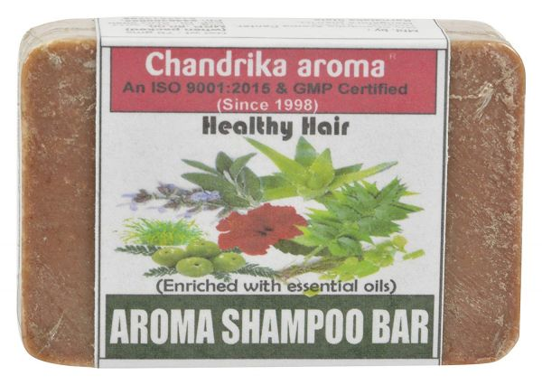 chandrika shampoo bar