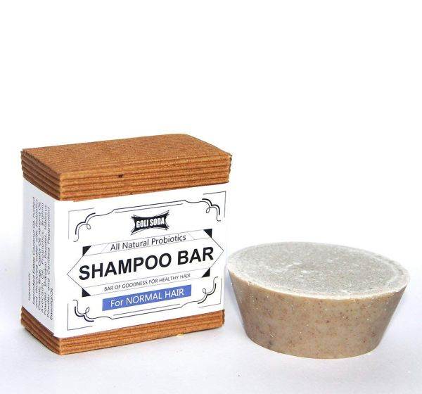 goli soda shampoo bar