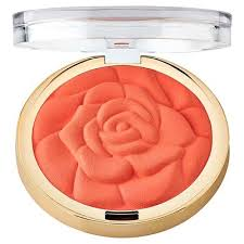 Olive Or Medium Milani Rose Powder Blush - 05 Coral Cove
