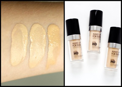 Sephora India MAKE UP FOR EVER Ultra Hd Invisible Colour Foundation