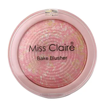 Miss claire baked blusher drugstore makeup