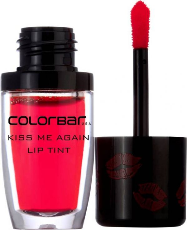 Colorbar Kiss Me Again Lip Tint Lip And Cheek Tint And Stain