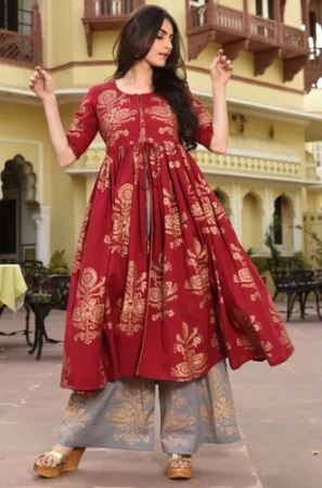 3-navratri-red-suit-by-bunaai