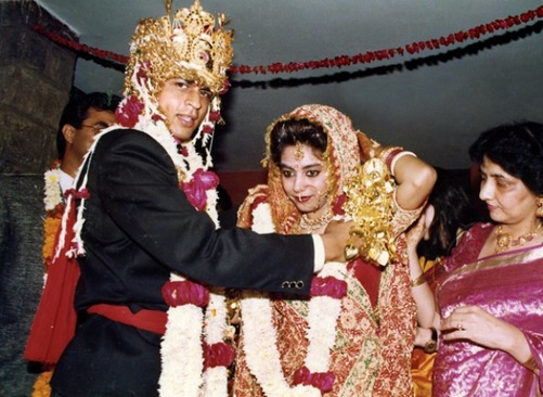 shah-rukh-khan-gauri-khans-wedding