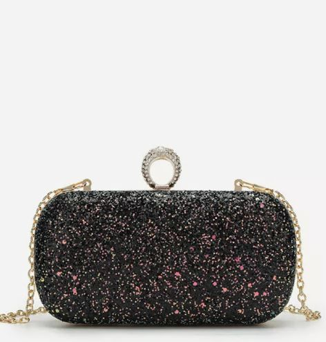 8-shein-black-glitter-clutch-for-diwali