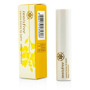 9 Innisfree Canola Honey Lip Balm - Deep Moisture lip balms for winter