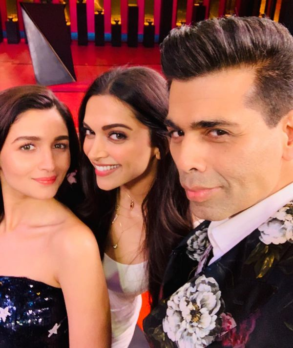Koffee with karan season 6 alia bhatt and deepika padukone