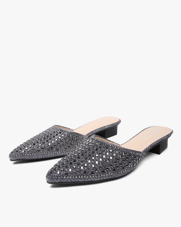 1-ethnic-shoes-Pointed-Toe-Embellished-Mules