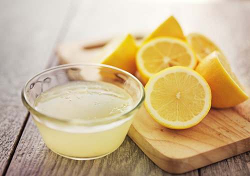 lemon juice for butt acne home remedy