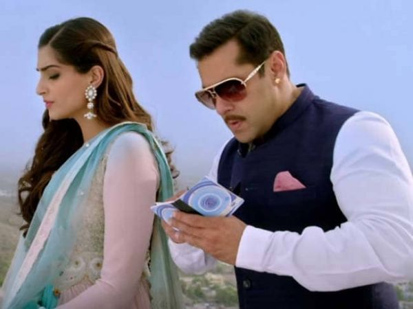 Thoughts I had While Watching Prem Ratan Dhan Payo- Sonam salman complaints