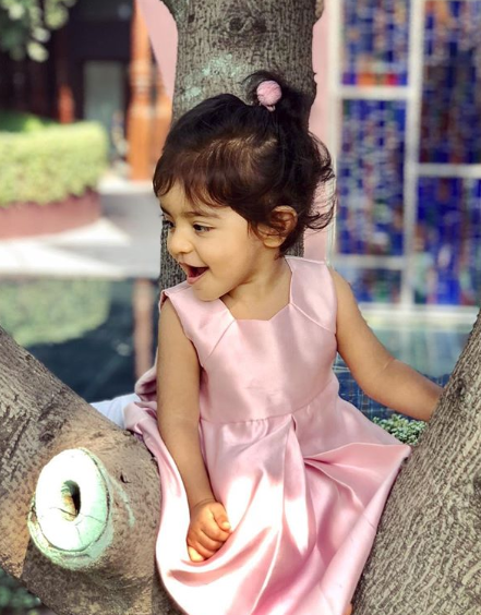 03 asin shares pictures of her daughter - arin