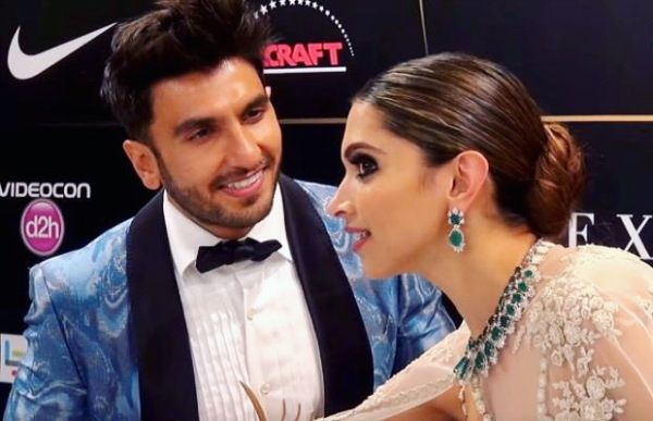 Ranveer and Deepika 2