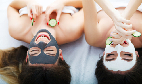 diwali-skin-care-tips-makeup-multi-masking-girls-with-face-masks