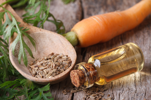 Natural-products-to-cure-white-hair-carror-seeds