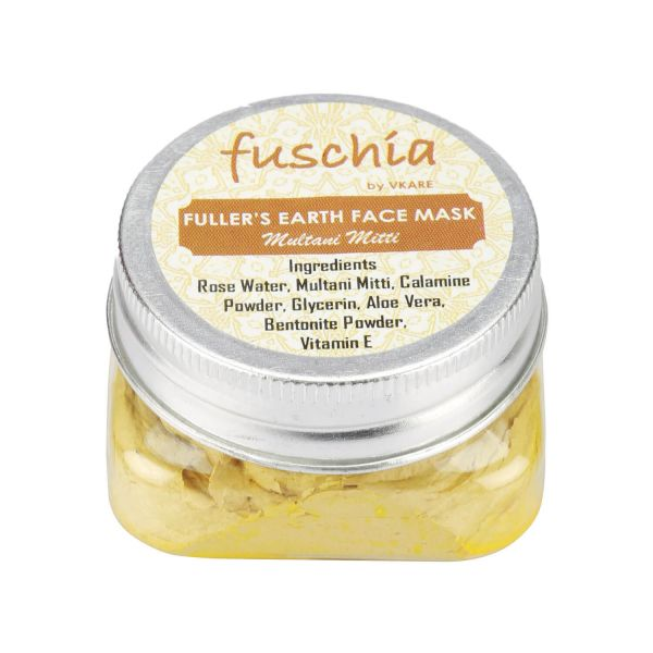 Fuschia-Fullers-Earth-Face-Mask-Multani-Mitti