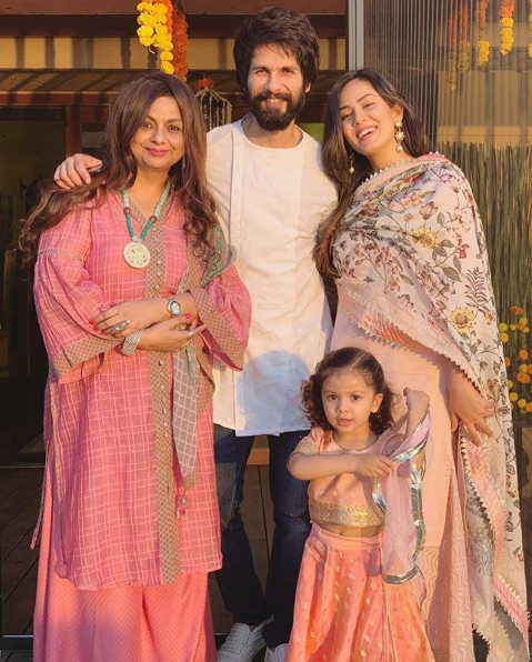 From Shahid   Mira To DeepVeer  How The New Bollywood Couples Celebrated Diwali 2018-24-35
