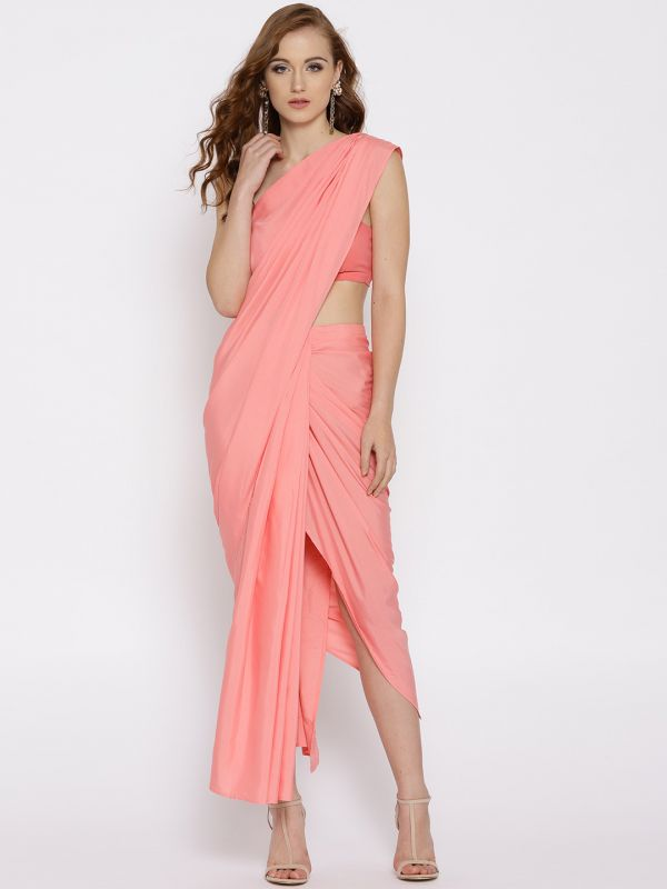bbee205f780 Sarees For Farewell (2019 Trends) - Sarees For Farewell Of Class 12 ...