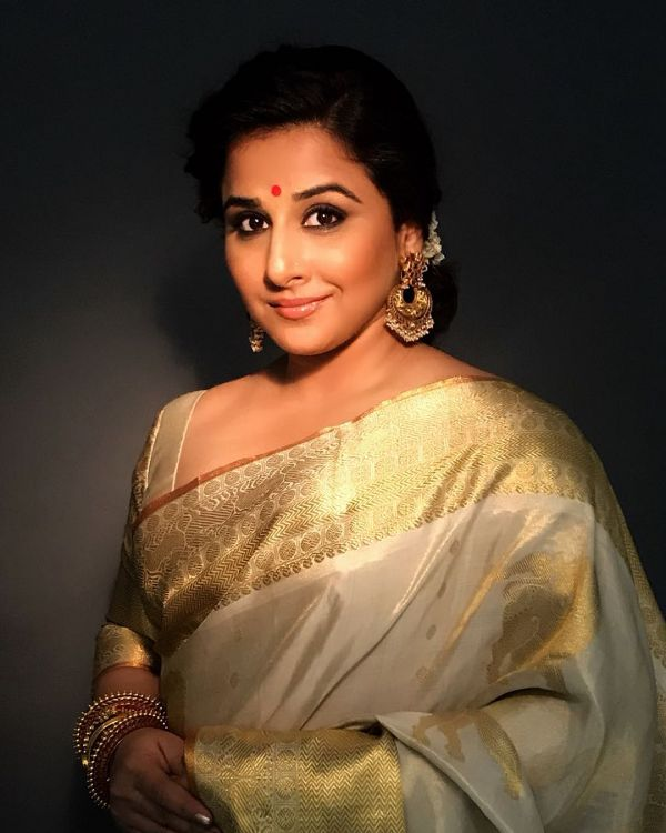 Bollywood Actresses And Their Net Worth As Of 2018- Vidya Balan