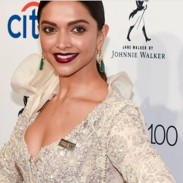 Deepika Padukone Makeup Products List- Deepika Thick Eyebrows