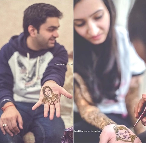 bridal-mehendi-couple-portrait