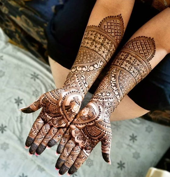 Bridal Mehendi Designs 2019 35 Latest Designs For Hands Legs