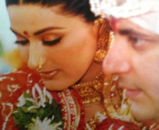 sonali bendre shares a heartfelt post on her anniversary 1