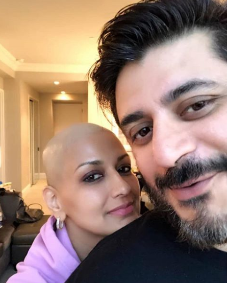 sonali bendre shares a heartfelt post on her anniversary 4