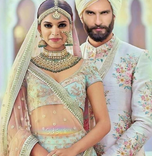 Pictures from deepveer wedding - ranveer singh - deepika padukone 01