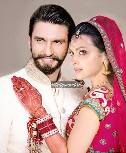 Pictures from deepveer wedding - ranveer singh - deepika padukone 05