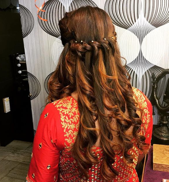 Bridal Hairstyles Ideas For Reception , 2019 Trendy