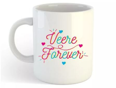 Christmas Gifts Ideas 2018- Veere Forever Mug