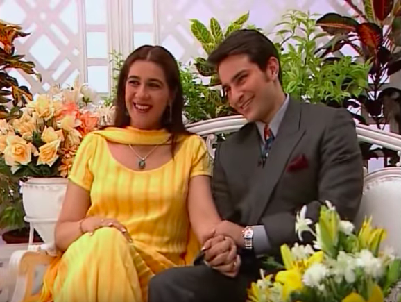 Throwback  When Saif Ali Khan   Amrita Singh Were So In Love Back In 1999!nshot 2018-11-19 at 4.56.04 PM