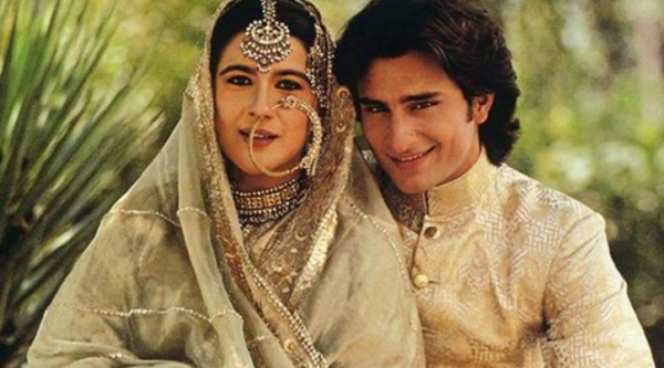 Throwback  When Saif Ali Khan   Amrita Singh Were So In Love Back In 1999!nshot 2018-11-19 at 4.56.53 PM